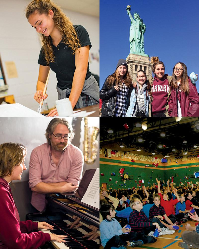 Le CSB international school offre une vie scolaire dynamique